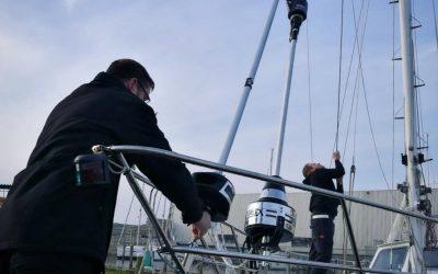 Laatste loodjes voor een leefbare boot